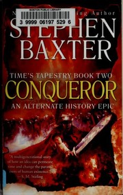 Cover of: Conqueror | Stephen Baxter