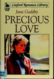 Cover of: Precious Love | June Gadsby