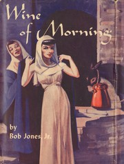 Cover of: Wine of morning |
