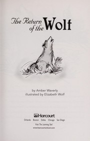 Cover of: The return of the wolf | Amber Waverly