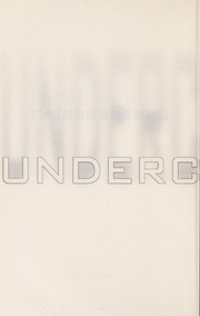 Cover of: Undercurrent | Paul Blackwell