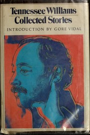 Cover of: Collected stories | Tennessee Williams