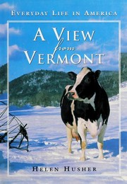 Cover of: A view from Vermont | Helen Husher