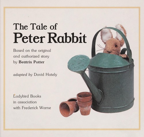 Peter Rabbit by Jean Little