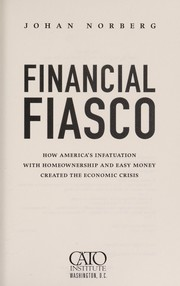 Cover of: Financial Fiasco
