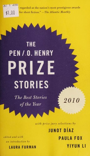The Pen/O. Henry Prize Stories 2010 by Laura Furman