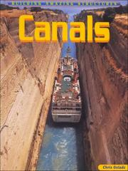 Cover of: Canals (Building Amazing Structures)