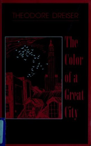 The color of a great city by Theodore Dreiser ; illustrated by C.B. Falls.