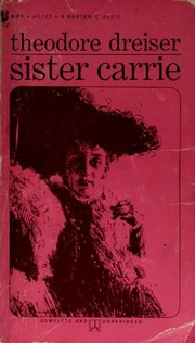 Cover of: Sister Carrie ; Jennie Gerhardt ; Twelve men