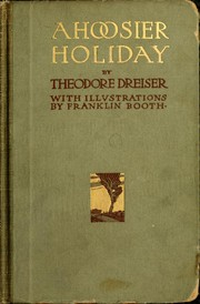 Cover of: A Hoosier holiday
