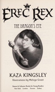 Cover of: The dragon's eye | Kaza Kingsley