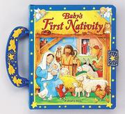 Cover of: Baby's first nativity