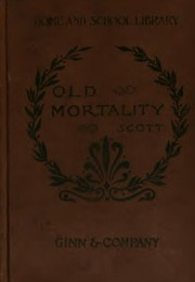 Cover of: Old Mortality
