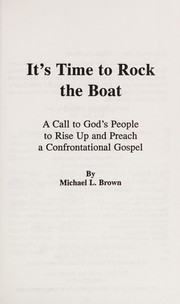 Cover of: It's time to rock the boat