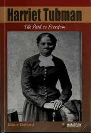 Cover of: Harriet Tubman | Diane DeFord