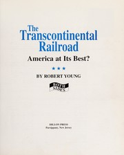 Cover of: The Transcontinental Railroad