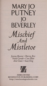 Cover of: Mischief and Mistletoe