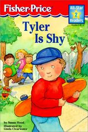 Cover of: Tyler is shy