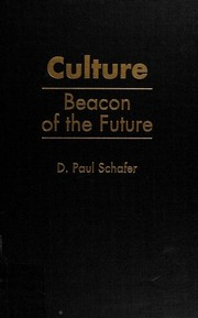 Cover of: Culture | D. Paul Schafer