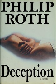 Cover of: Deception | Philip Roth