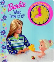 Cover of: What time is it? | Nancy Parent