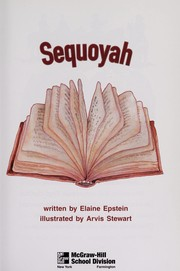 Sequoyah (Levelled Books, Level Red)