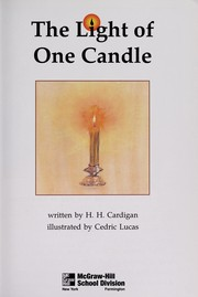 The light of one candle