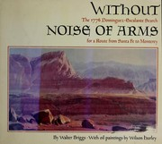 Cover of: Without Noise of Arms | Walter Briggs