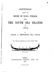 Cover of: Cruise of h.m.s. curacoa |