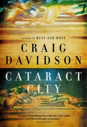 Cover of: Cataract city | Davidson, Craig