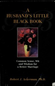 Cover of: A husband's little black book