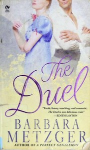 Cover of: The duel | Barbara Metzger