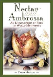 Cover of: Nectar & ambrosia