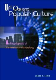 Cover of: UFOs And Popular Culture | James R. Lewis