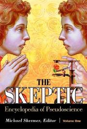 Cover of: The Skeptic Encyclopedia of Pseudoscience 2 volume set | Michael Shermer