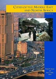 Cover of: Cities of the Middle East and North Africa | Bruce Stanley, Michael Dumper