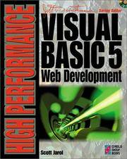 Cover of: Visual Basic 5 Web development