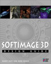 Cover of: Softimage 3D Design Guide | Barry Ruff