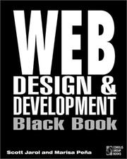Cover of: Web design & development black book | Scott Jarol