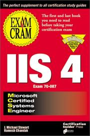 Cover of: IIS 4