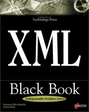 Cover of: XML black book | Natanya Pitts-Moultis