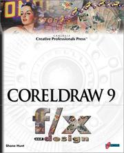 Cover of: CorelDRAW 9 f/x and design