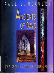 Cover of: Ancients of days: the second book of Confluence