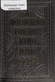Cover of: A hologram for the king