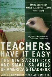 Cover of: Teachers Have It Easy