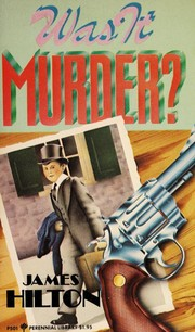 Cover of: Was It Murder?