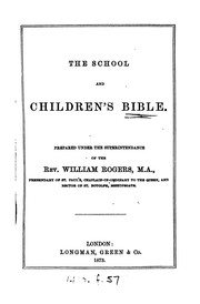Cover of: The school and children