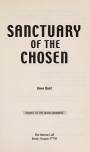 Cover of: Sanctuary of the chosen