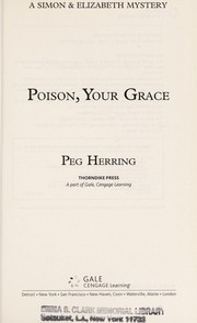 Cover of: Poison, your grace