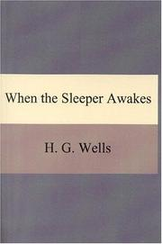 Cover of: When the Sleeper Awakes